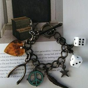 ❤ Lucky Brand Charm Bracelet